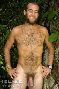 Furry Surfer Jesse from Island Studs