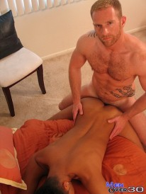 Adam And Carlos from Men Over 30