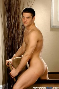 Andrew Blue from Next Door Male