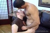 Ben Blows Frankie from New York Straight Men