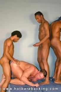Bareback Orgy from Hot Barebacking