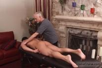 Nick Toretto Massaged from Jake Cruise