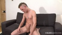 Marco Jerks Off from Blake Mason