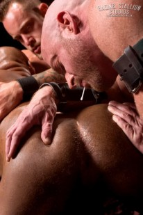 Red And The Black from Raging Stallion