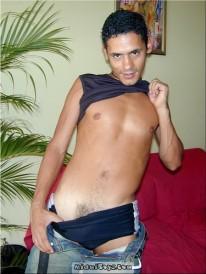 Brazilian  Robson from Miami Boyz