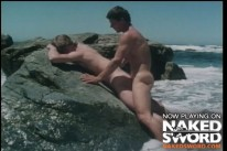 Sailor In The Wild from Naked Sword