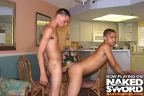 Cocoa And Nick Fuck from Naked Sword