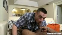 Castro Fucks Lance from Its Gonna Hurt