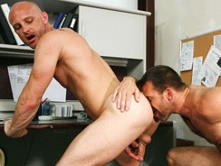 Alex And Gus Fuck from Colt Studio