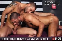 Spanish Seductions from Lucas Entertainment