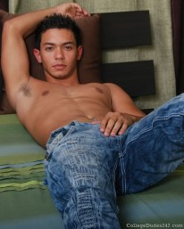 Cristian Ray from College Dudes