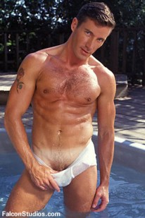 Aiden Shaw from Naked Sword