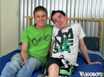Timo And Casey Fuck from Video Boys