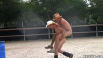 Pledge Rodeo from Haze Him