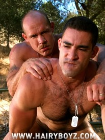 Jake And Roman Fuck from Hairy Boyz