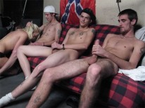 Trio Of Dicks from Straight Boys Fucking