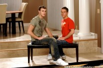 Christian And Tucker from Next Door Buddies