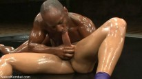 Trey And Race from Naked Kombat