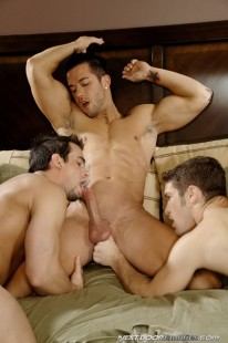 College Jock 3way from Next Door Buddies