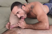 Girth And Alessio from Cocksure Men