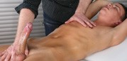 Massaging Tyler Martin from Boynapped
