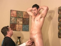 Servicing Blue from Straight Fraternity