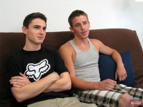 Tyler And Leon from Broke Straight Boys