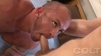 Brandon Tops Gage from Colt Studio