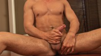 Russ Jerks Off from Sean Cody