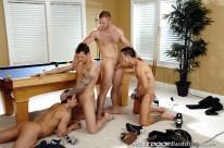 Fratboy 4some from Next Door Buddies