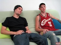 Jj And Mike Fuck from Broke Straight Boys