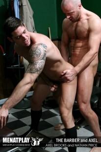 Axel And Nathan Fuck from Men At Play