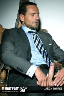 Jason Torres from Men At Play