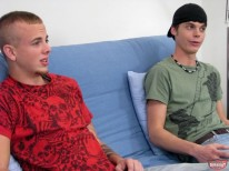 Josh And Mike from Broke Straight Boys