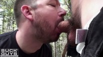 Mountain Suck Off from Suck Off Guys