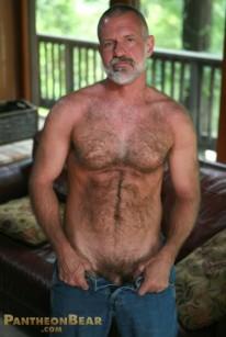 Allen Silver from Hot Older Male