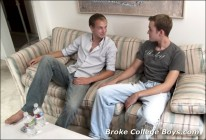 Donovan And Landon from Broke College Boys