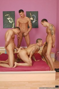 Awesome Foursome from Visconti Triplets