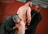 Unsuitable 3way from Hot Older Male