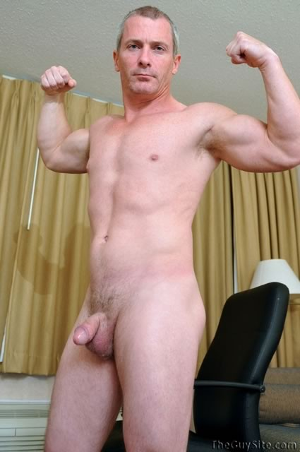 Silver fox guy site gay porn