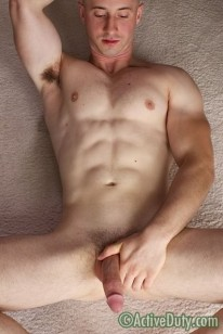 Muscle Hunk Vinny from Active Duty
