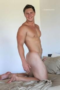 Clayton Jerks Off from Frat Men