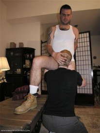 Sucking Off Kevin from New York Straight Men
