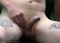 Ted Shows Off from Island Studs