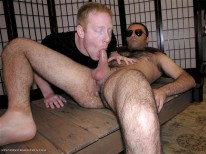 Blowing Sami from New York Straight Men