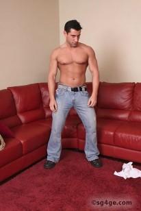 Nikk Toretto from Straight Guys For Gay Eyes