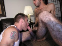 Blowing Tony from New York Straight Men