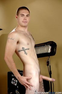 Hayden Shows Off from Next Door Male
