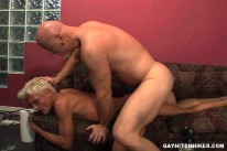 Sexy Blonde Hitchhiker from Gay Hitchhiker