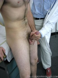 Hairy Jock Perry from College Boy Physicals